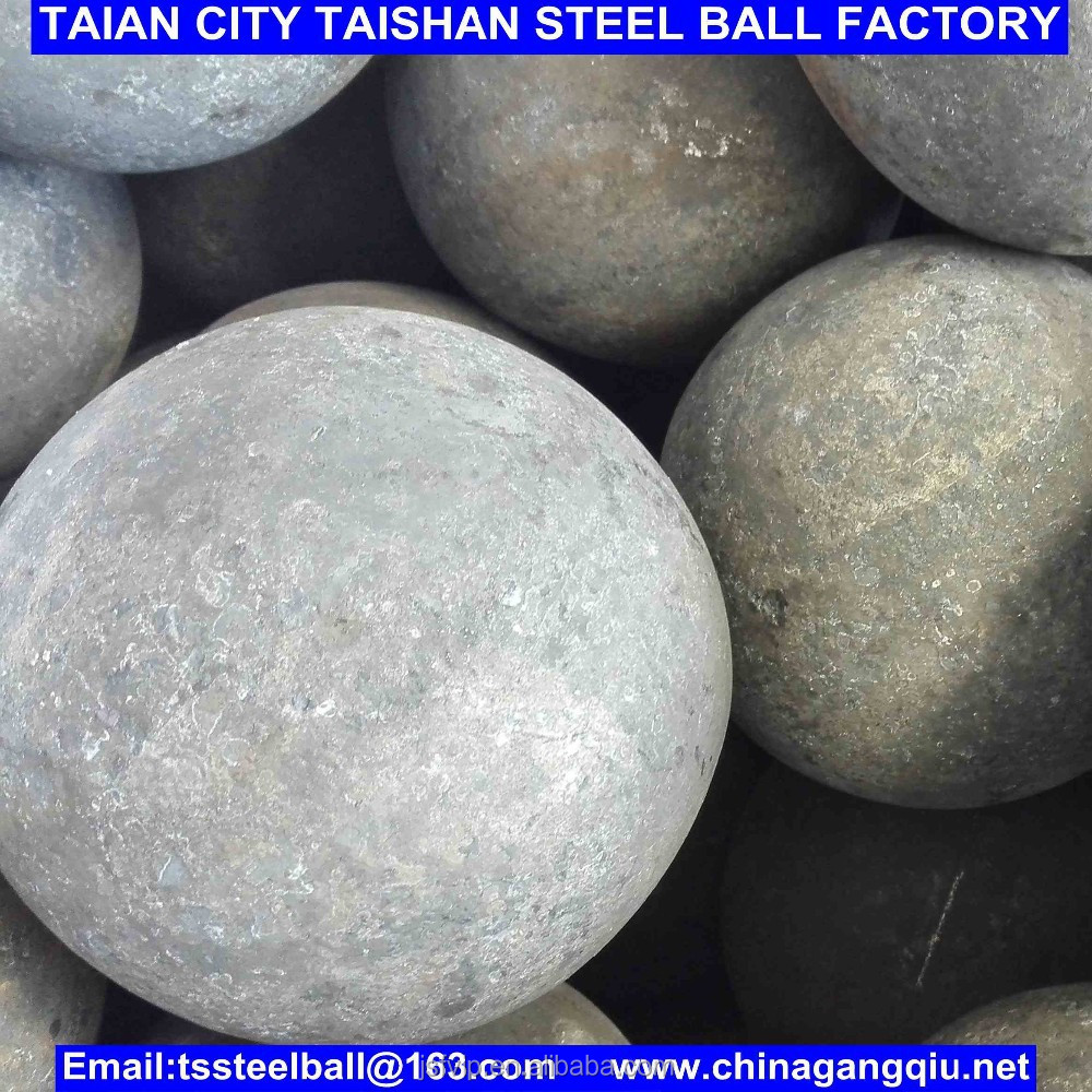 S45C Forged Grinding Steel Ball for Mining and Ball Mill