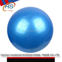 Wholesale exercise ball fitness yoga gym chalk ball with handle