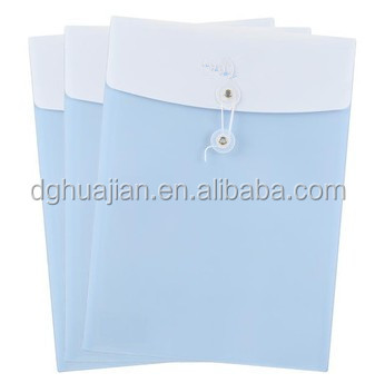 Transparent PP Document Holder with custom color from Dongguan Manufacture