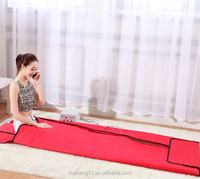 Wholesale body wrap products far infrared ray thermal sauna blanket for slimming
