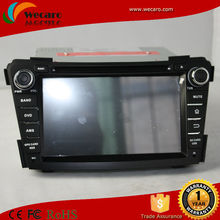 Wecaro Android 4.4 Car Dvd Gps Providers For Hyundai I40 With Bluetooth Usb SD Radio TV