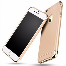 XDDZ- 2017 New Arrival 4.7/5.5 inch Colorful Electroplated Mobile Phone Case for iPhone 6/6s Cover