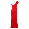 Lover-Beauty Manufactur Ladies Official Long Women Sexy Mature Ladies Dresses