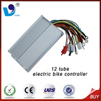 36V/48V/60V DC 12 tube Electric bike/electric bicycle / electro-tricycle DC motor controller