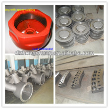 OEM Casting parts - Ductile iron cast,grey iron cast,aluminium castings and investment casting&die casting