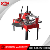 New design stainless table sandstone cutting machine