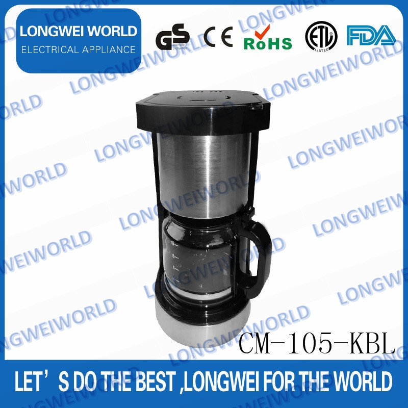 Automatic household Coffee Maker with Thermo Jug