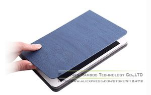 Premium Leather Smart Case for iPad Mini/Mini 2, Stand Tablet Protective Cover with Magnet Sleep Wake Up