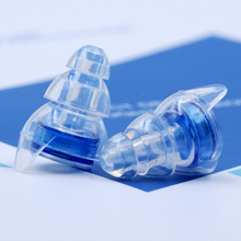 Safety Noise Reducing Hypoallergenic Silicone Earplugs for Music, High Fidelity Musician Ear Plugs with Custom Package