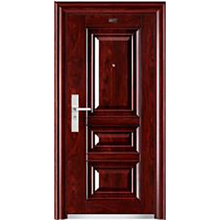 entry American interior Steel Panel security interior door for home design-SC-79
