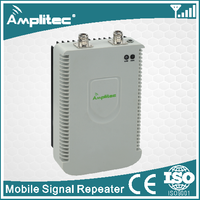 Amplitec GSM 3G 900 2100MHz Dual Wide Band GSM WCDMA mobile signal Repeater with CE