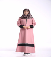 Wholesale New Design Modest Muslim Clothing Islamic Clothing Modest Dresses Abaya Islamic Wear abaya with free shipping