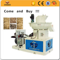 Wood pelletizer machine biomass briquette machinery