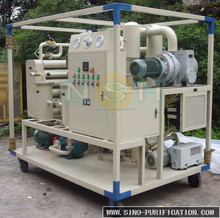High precision Filtering Waste Oil Change Insulation Oil Purifieration system
