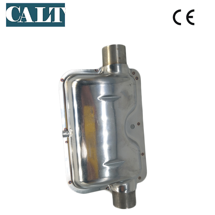 CALT cheap stainless steel 24mm caliber truck car air heater <strong>exhaust</strong> silencer muffler