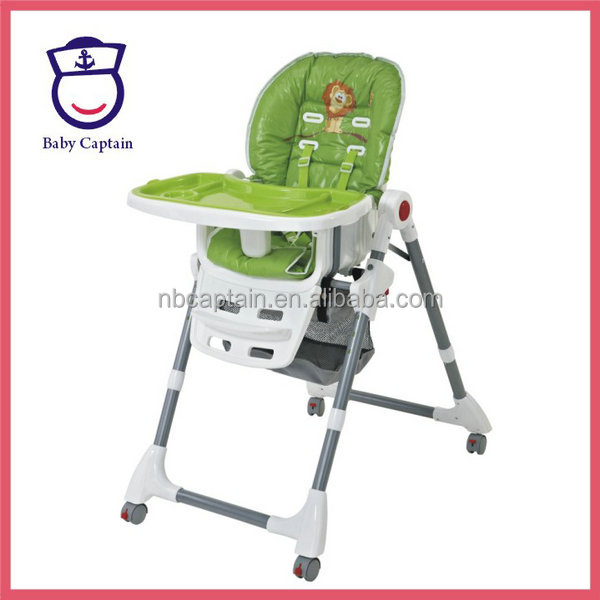 Folding Plastic Infant High Table Chair Of Baby Buy