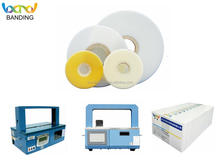 Factory hot sales banding material packing tape for banding machine