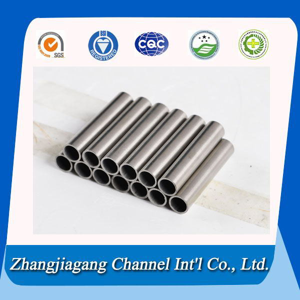 China manufacturer producing welded stainless steel tube