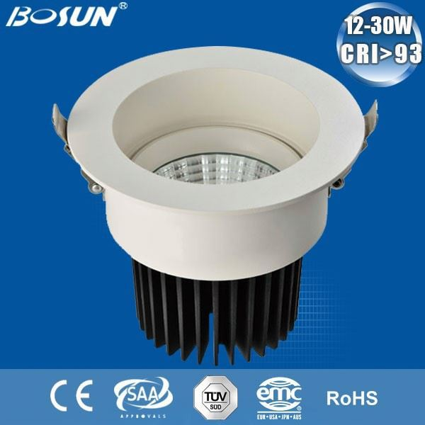 led downlight spring/led downlight components