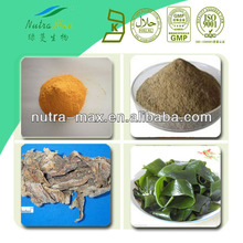 Fucoxanthin Powder Brown Algae Seaweed Extract