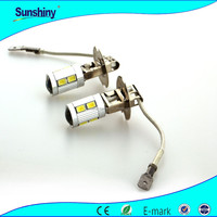 Hot selling H3 8smd 5630 with 1smd 5050 Fog Lamp For Toyota Corolla