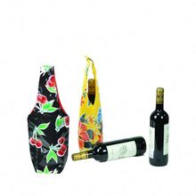 4 bottles non-woven wine bag