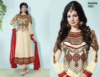 Pakistani shalwar kameez design for ladies/women