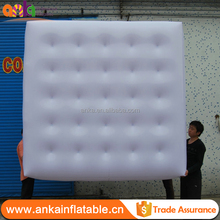 China supplier advertising inflatable helium square balloon