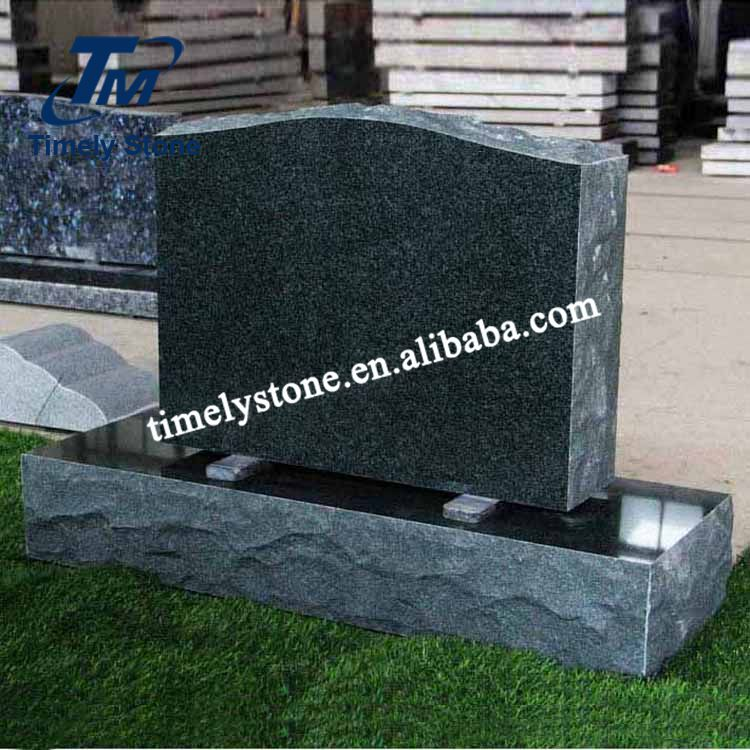 Chinese cheap upright headstones for graves