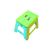 portable folding foot stool inflatable bedroom stool for kids plastic foldable stool mold