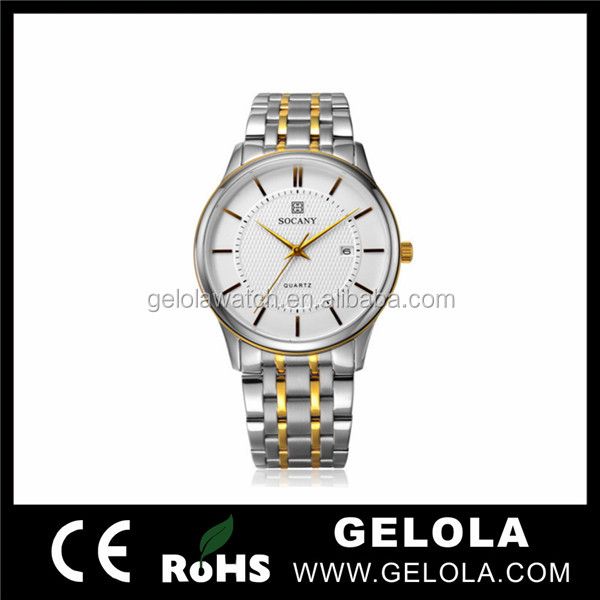 Salable Fashion Men Wrist xxxcom Watch OEM & ODM Design Quartz and Japanese Move. Watches Men