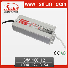 LED Water-proof Switching Power Supply(SMV-100-12) 100W 12V