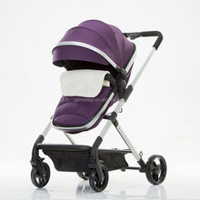 2017 belecoo wholesale good quality baby pram 3 in 1,Aluminum alloy frame material and baby stroller type baby stroller