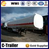 20 years Manufacturing experience original trailer factory 3 axle CO2 tank semi trailer