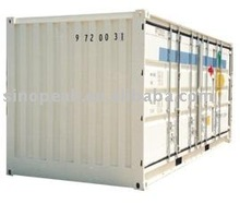 one side full access container