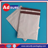 courier bag with document envelope/delivery plastic bag with documant pocket/extrusion film bag