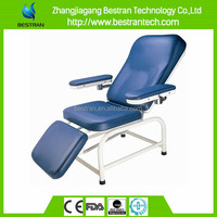 multi-functional hospital cheap manual blood phlebotomy chairs for sale