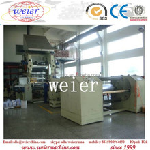 5 Roll Calender PVC Plastic Transparent Color Rigid Film Sheet extruder Extrusion Machine