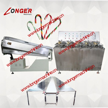 Candy Cane Production Line|Candy Cane Making Machine