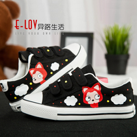 Hot sales cheap new style china canvas shoes wholesale image