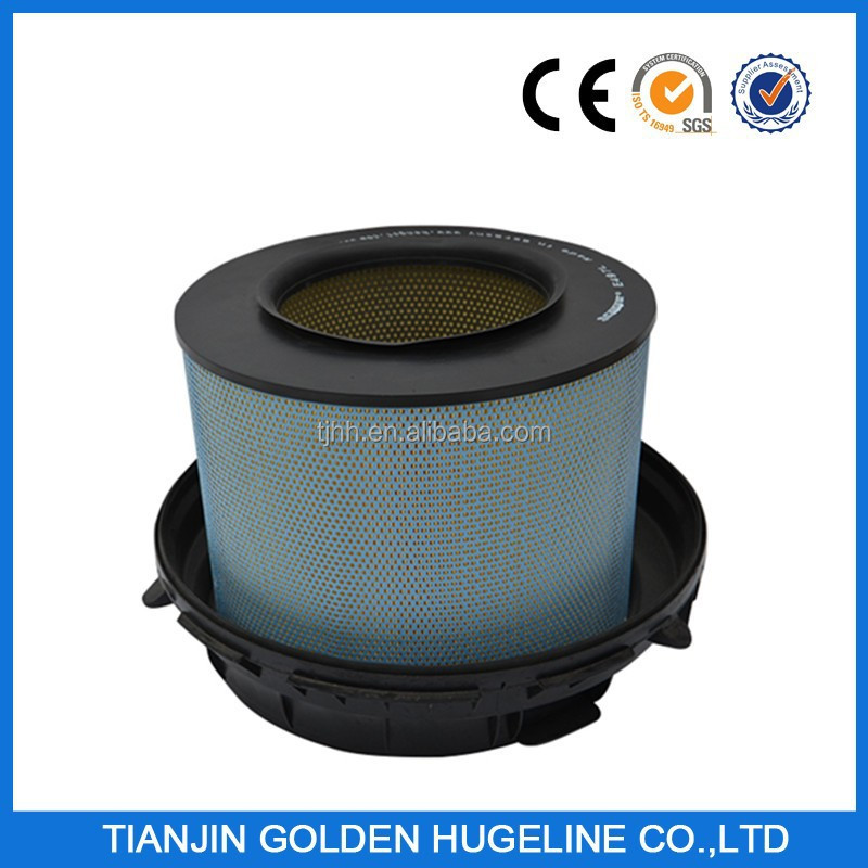 Hot sales high quality MB truck air filter E497L