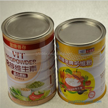 First grade baby milk powder packaging tin can