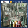 ejuice capping machine for plastic bottl liquid filling and capping machine for bottle