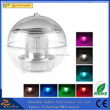 Multi Color Solar Water Floating LED Swimming Pool Light