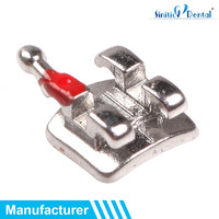 sinitic dental ortho metal brackets with CE,FDA,ISO