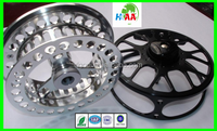 large arbour fly reel D8/fishing gear
