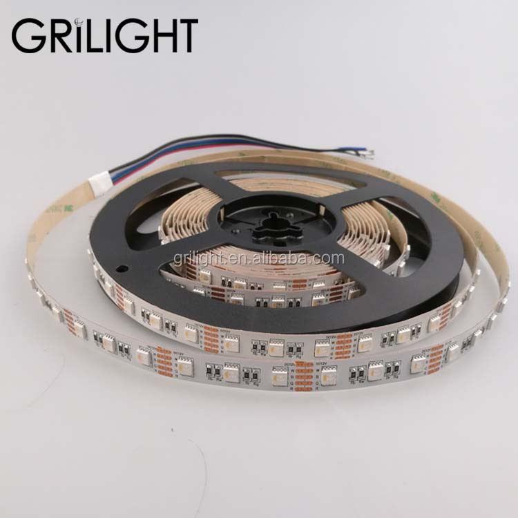 Modern lamp for SMD 5050 rgbw 4 in 1 LED 24volt flexible robbon strip light