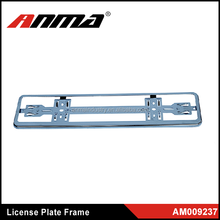 Latest New plastic Decorative License Plate Frame for Cars