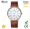 Fashion design japan movement quartz mens watch