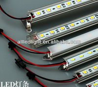 DC12V 72 Leds/pc Cool White Rigid SMD led strip 7020